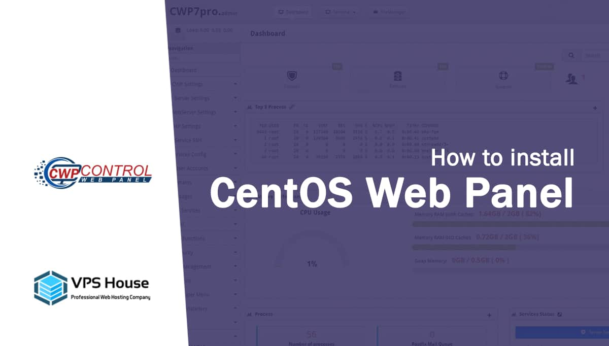 How to install CentOS Web Panel?   VPS House Blog