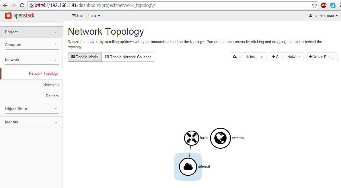 Verify-Openstack-Network-Topology