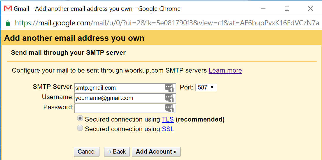 How to Utilize Google's Free SMTP Server to Send Emails 3