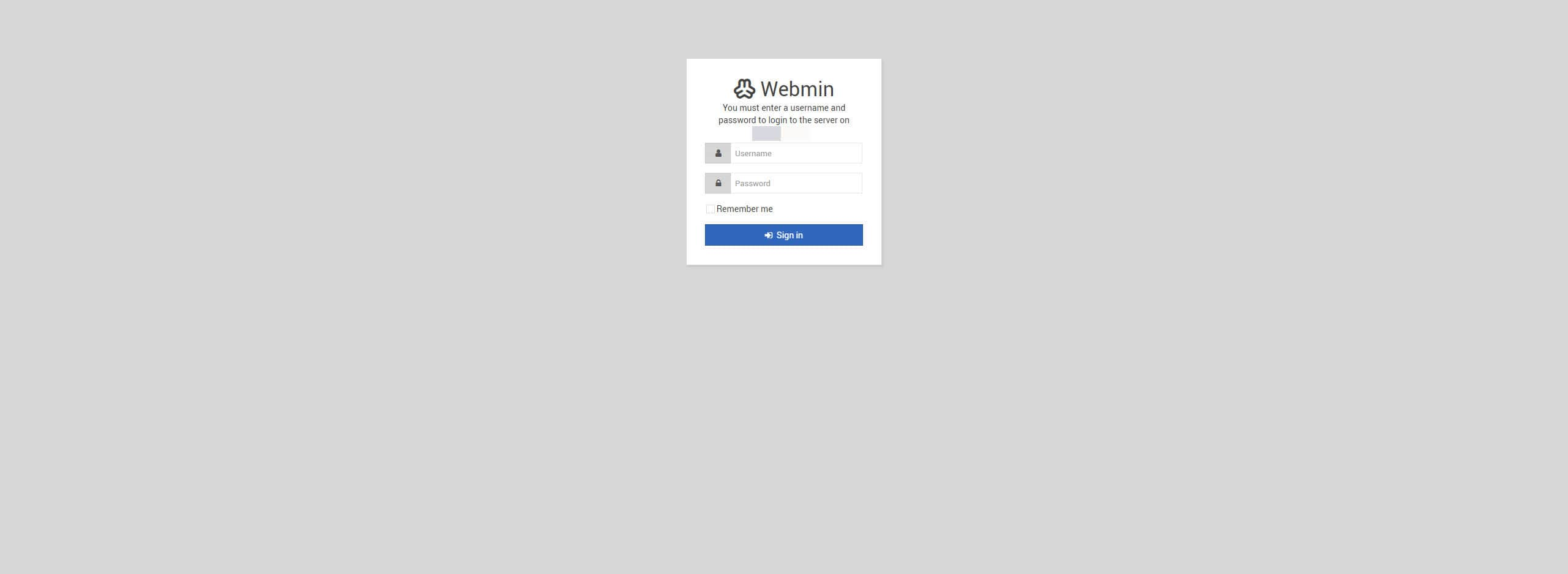 How To Install Webmin On Ubuntu 1 Vps House Blog